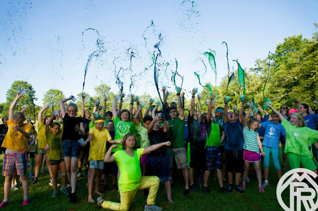 Color Wars Summer Camp